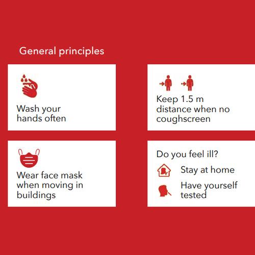 Algemene bezoekregels voor SG programma's