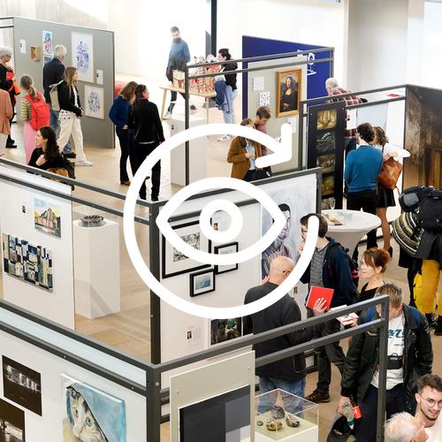 Artistic heroes like you | TU/e open expo