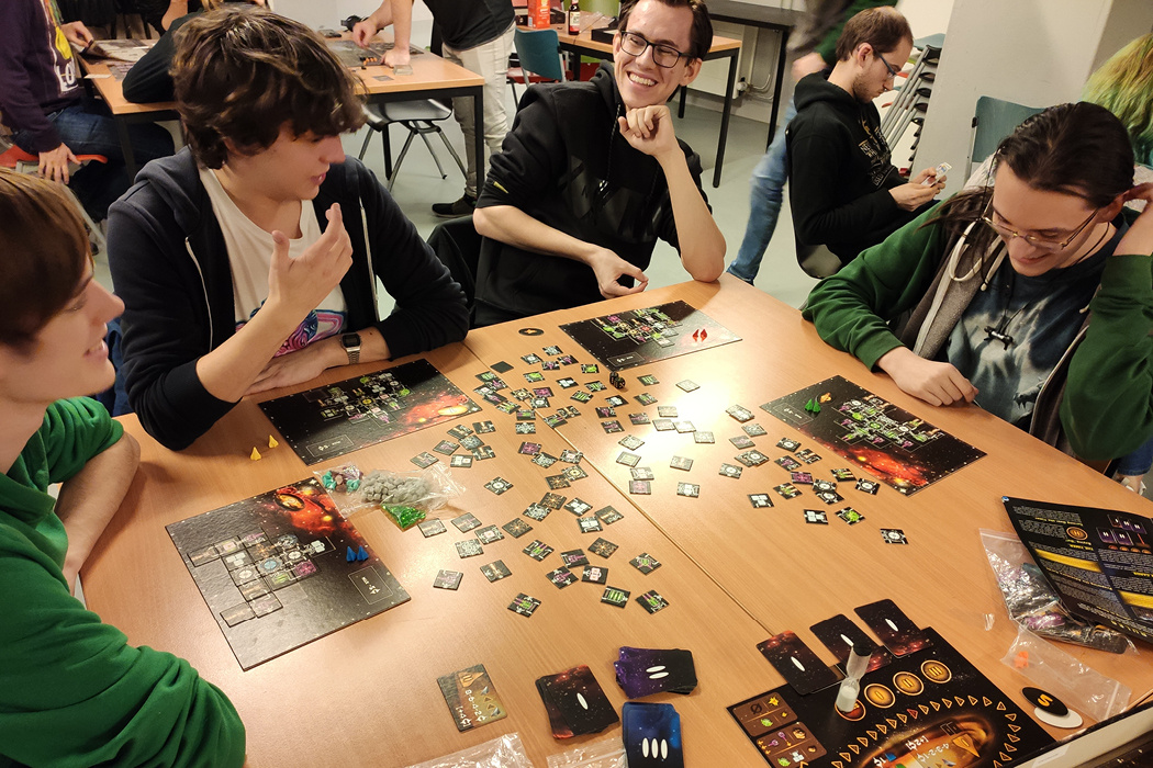 Board games: more than just Monopoly