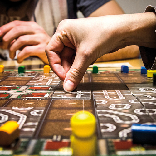 Board games, more than just Monopoly