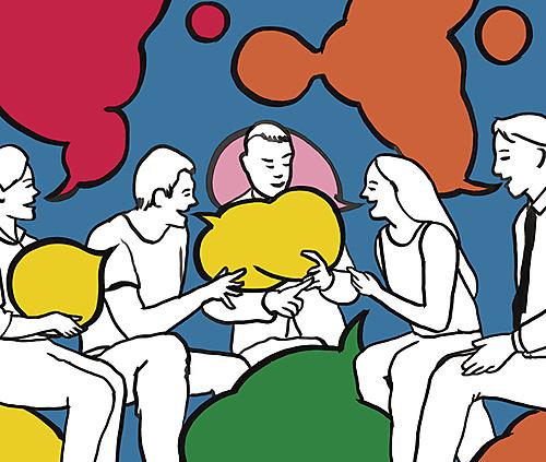 De kunst van een écht goed gesprek - 1