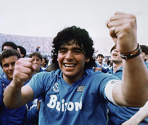 Diego Maradona - 1