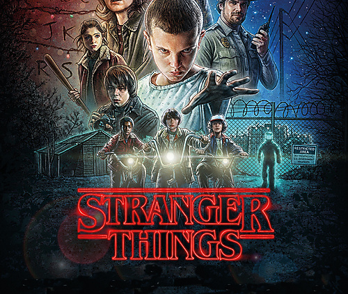 Dr. Netflix: Stranger Things - 1