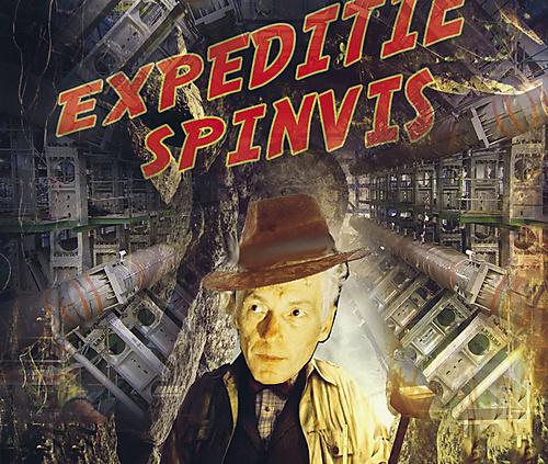 Expeditie Spinvis - 1
