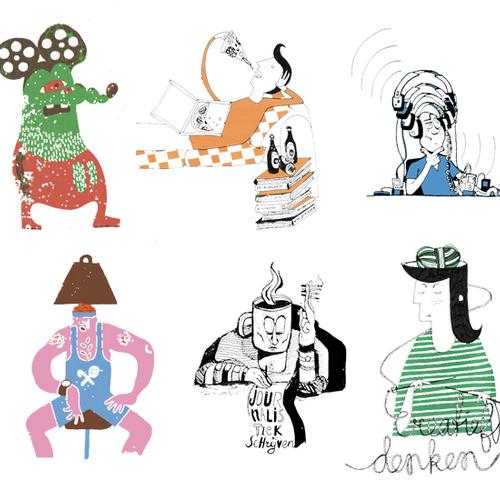 Gezocht: illustrator