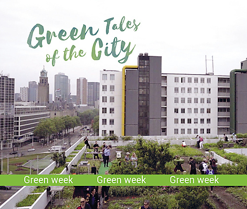 Green tales of the city - 1