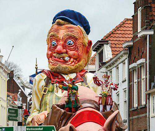 Het is weer carnaval! - 1