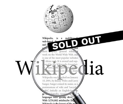 Inside Wikipedia (sold out) - 1
