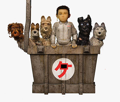 Isle of Dogs - 1