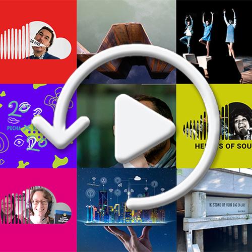 Kijk terug | Recente video lezingen, podcasts en foto's