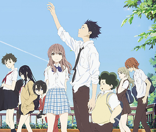 Koe no Katachi (a silent voice) (full) - 1