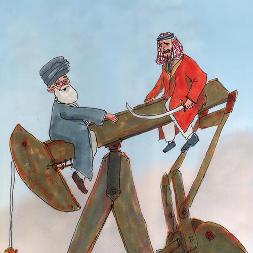 Lezing | De macht in het Midden-Oosten | door Carolien Roelants