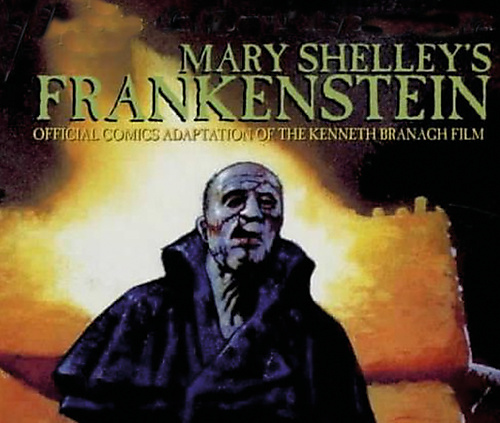 Mary Shelley's Frankenstein - 1