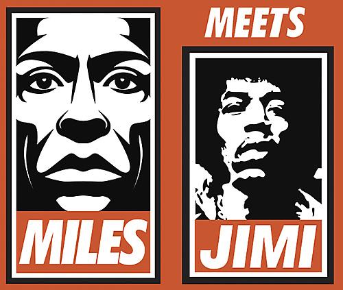 Miles meets Jimi (volgeboekt) - 1