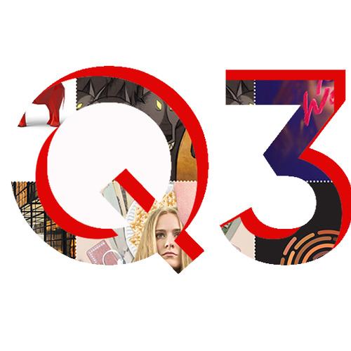 Nieuwe programma's Q3