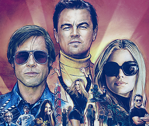 Once upon a time in Hollywood (full) - 1