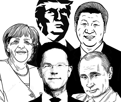 Politics of the pandemic - 1