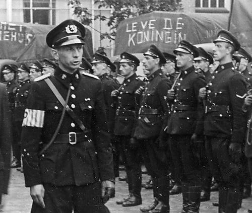 Politieagent in WOII - 1