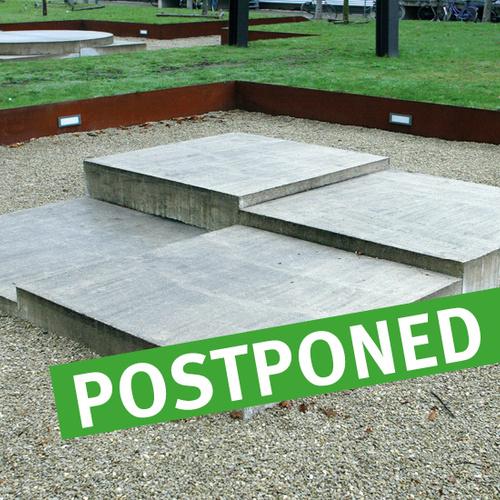 Postponed: Ad Dekkers / Work in process