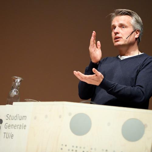 Recap lezing Joris Luyendijk door Cursor