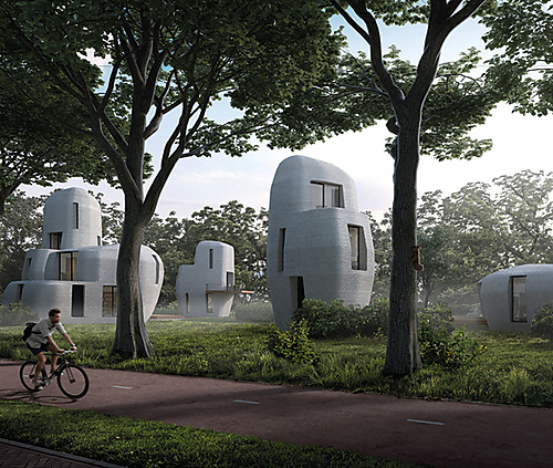 Science Café: Wonen in de toekomst - 1