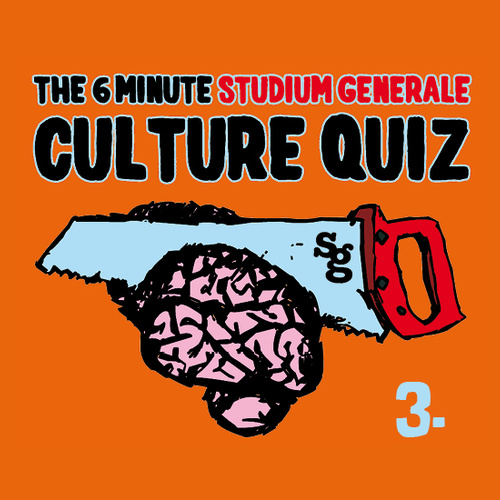 SG 6 Minutes Culture Quiz - (final) episode 3