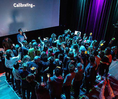 SG at Stukafest: The Social Sorting Experiment - 1