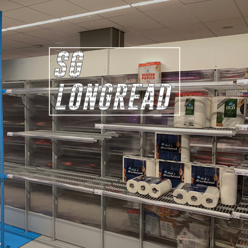 SG Longread | Lachen op afstand