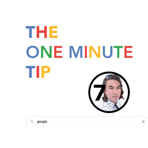 SG One minute tip | Best tip ever