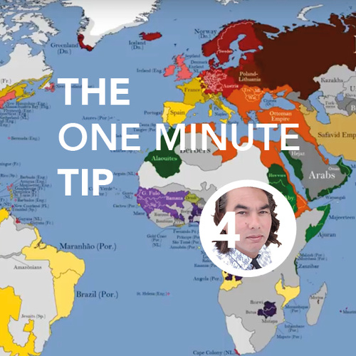 SG One minute tip | Maps