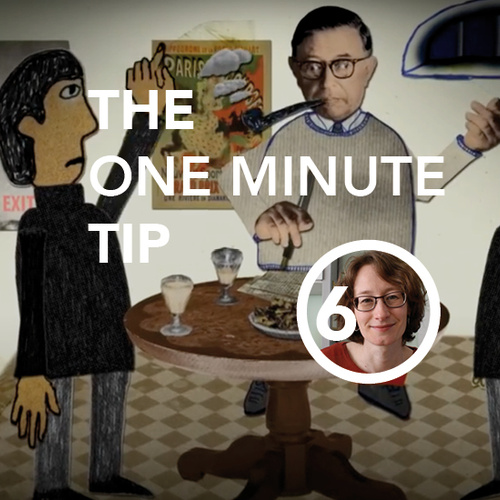 SG One minute tip | Philosophy (from Seneca to The Good Place)