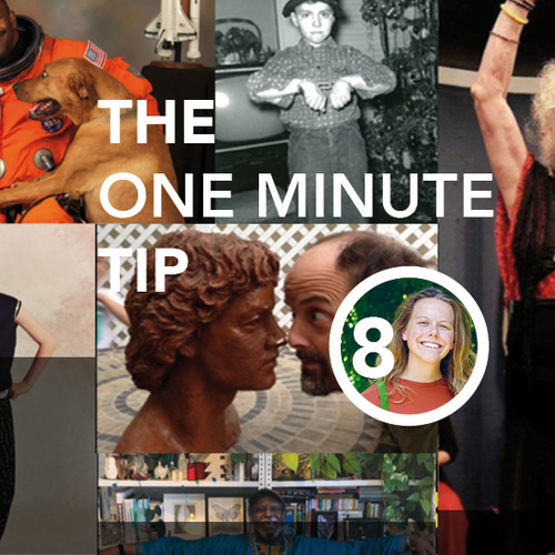 SG One minute tip | True stories podcasts