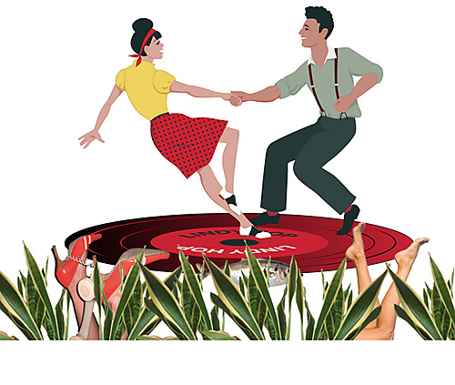 SG24/60 Lindy Hop Workshop (Sold Out) - 1