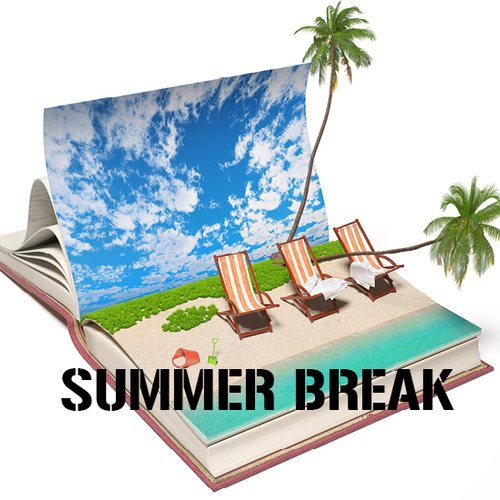 Summer break | New programming published here on August 17