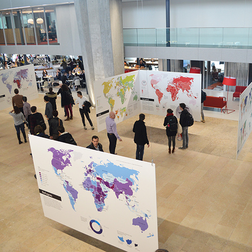 Tentoonstelling |Atlas: Mapping the State of the World