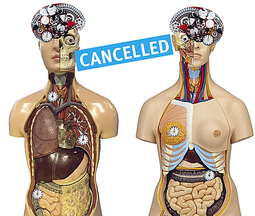 The body's clockwork CANCELLED - 1