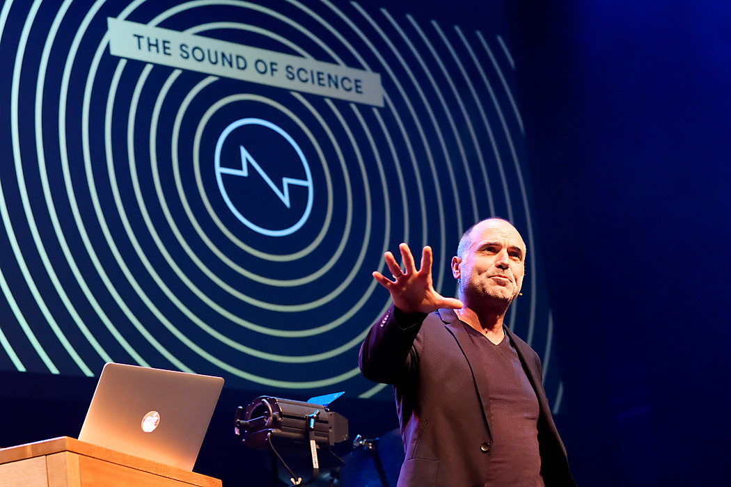 The Sound of Science boeit en verrast