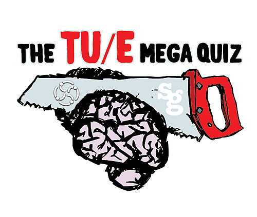 The TU/e Mega Quiz - 1