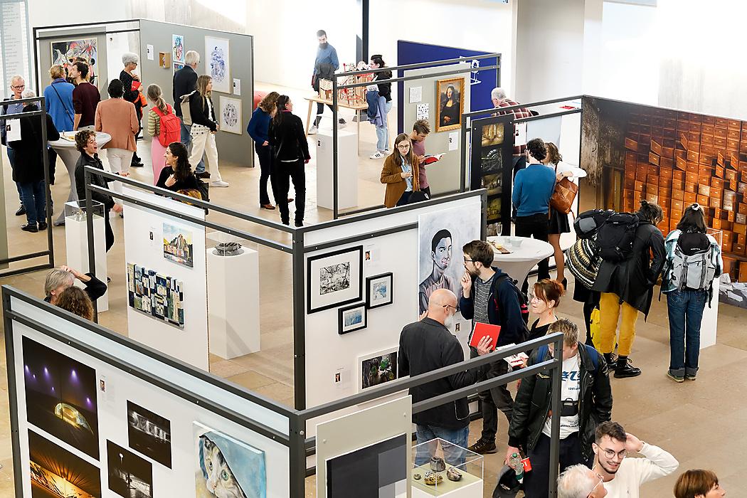 TU/e open expo | Artistic heroes like you