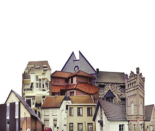 Ugly Belgian Houses (volgeboekt) - 1