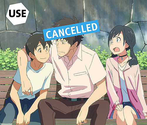 Weathering with you (Tenki no ko) CANCELLED - 1